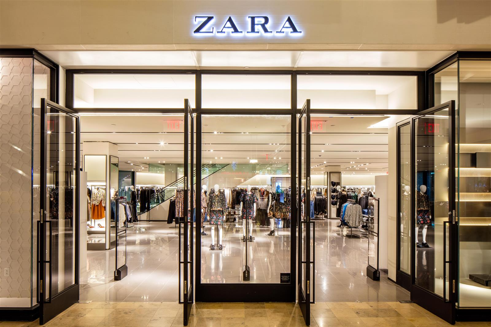 Zara Fashion Show Mall